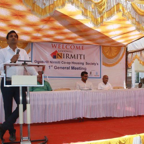 Goodwill Nirmiti Society Handover Photos (2)