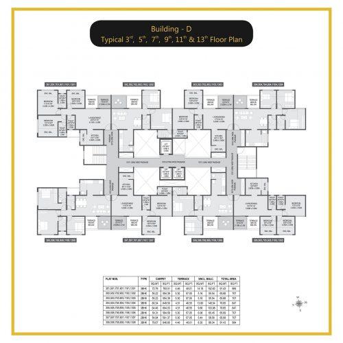 Unique K-Ville floor plans (1)