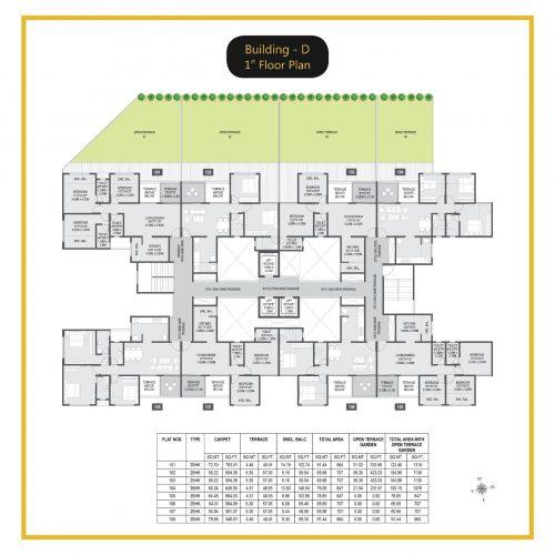 Unique K-Ville floor plans (15)