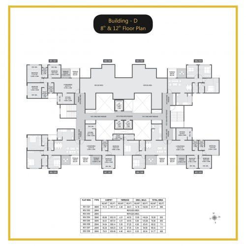 Unique K-Ville floor plans (2)