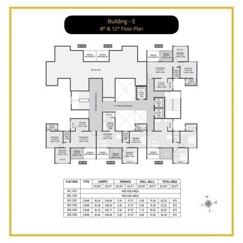 Unique K-Ville floor plans (5)
