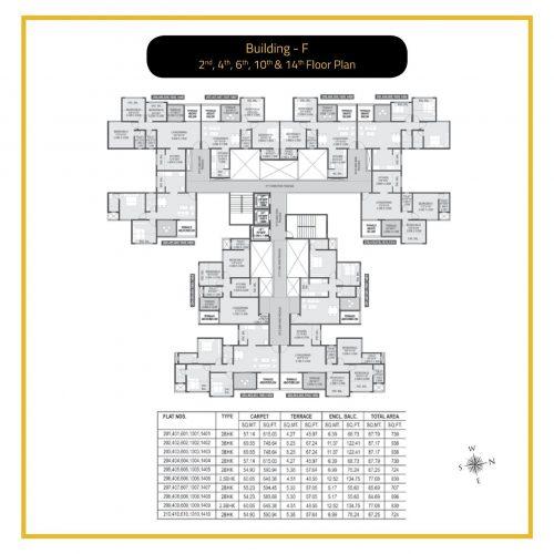 Unique K-Ville floor plans (7)